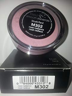Avon Smooth Minerals Blush Rose Powder 0.09 oz