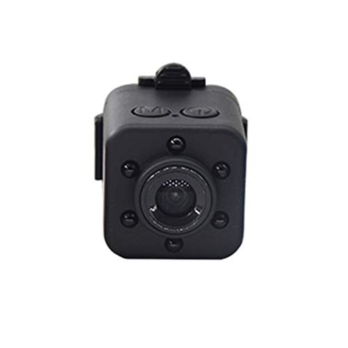 Viccki 1080p Mini Camera Portable Night Vision Motion Detection Sports Dv Video Recorder