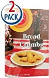 Ener-G Bread Crumbs Gluten and Wheat Free -- 10 oz (2-Pack)