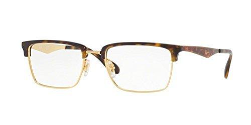 93e50eb0a4c9 ... promo code for ray ban unisex rx6397 eyeglasses gold 52mm 009e1 ca646