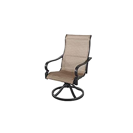 Collections Of Swivel Patio Dining Chairs