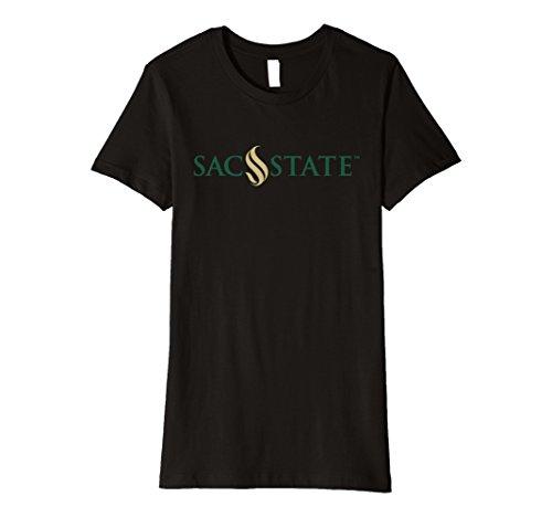 - Womens Sacramento State Hornets CSUS Women's NCAA T-Shirt PPCSC07