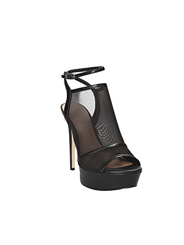 FLFEX1 Nero Tacco Donna Sandalo Guess FAB03 10wX1d
