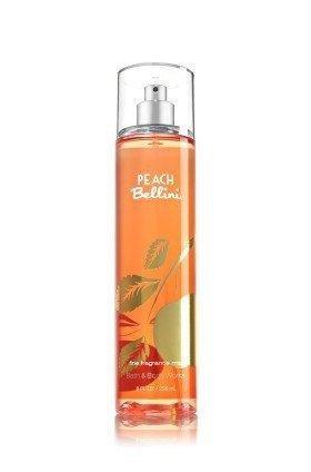 Bath & Body Works Fine Fragrance Mist Peach Bellini