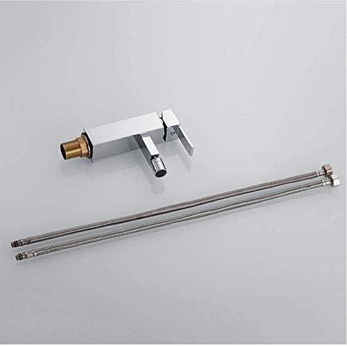 ビデ蛇口クローム仕上げのデッキはソリッドブラスビデ蛇口シングルホールシングルハンドルの女性ウォッシュ蛇口タップをマウント,操作簡単