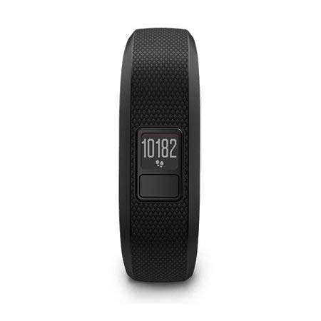 Garmin vivofit 3 Activity Tracker, Regular fit - Black (Renewed)