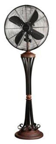 Amazon Com Deco Breeze Dbf0401 Venezia 16 Inch Floor Standing Fan