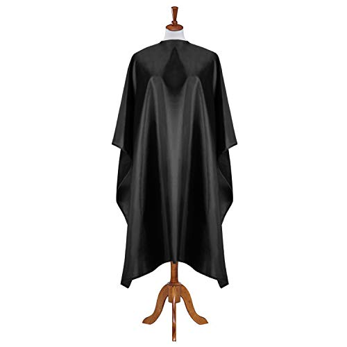 NOOA Hair Cutting Cape-Waterproof Haircut Apron with Adjustable Closure,51 x 58inch Hairdressing Salon Nylon Cover,Styling Gown Fits for Barber & Home Use