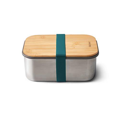 BLACK + BLUM Stainless Steel Sandwich Box Large-Ocean Tartera