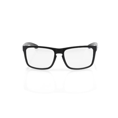 Gunnar Optiks Intercept Computer gaming glasses - block blue light, Anti-glare and minimize digital eye strain - Perform better, target objects on screen easier, prevent headaches, sleep better, reduc