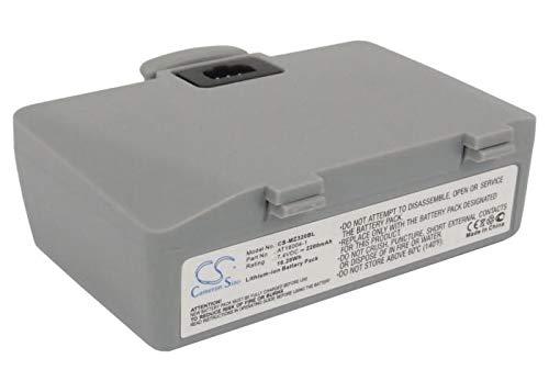 VINTRONS, Zebra AT16004-1, H16004-LI Replacement Battery for Zebra QL220, QL220+, QL320, QL320+, by VI VINTRONS (Image #5)