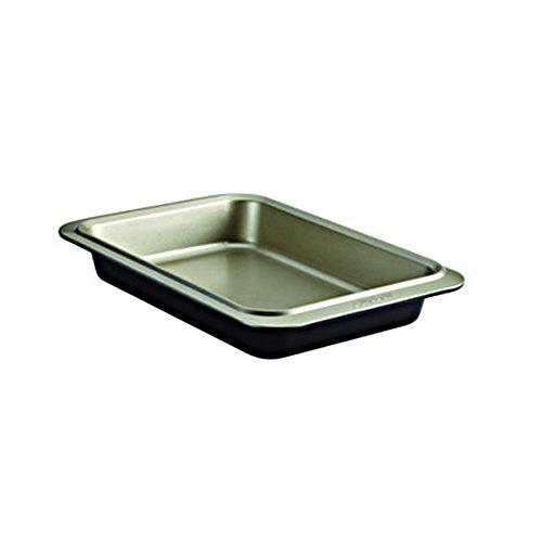 Anolon 59815 Nonstick Bakeware Rectangular Cake Pan, Onyx/Pewter, 9 x 13 Inch