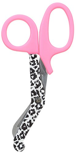 Koi Women's Stainless Steel Scissors with Fun Designer Print 5-1/2