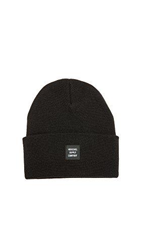 herschel-supply-co-mens-abbott-watch-cap-beanie-black-one-size