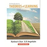 img - for An Introduction to Theories of Learning-International Economy Edition book / textbook / text book