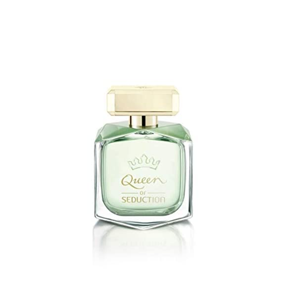 Antonio Banderas Queen of Seduction Eau de Toilette 80ML Perfumes