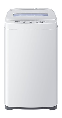 Haier HLP24E 1.5 cu. ft. Portable Washer with Stainless Steel Drum and Pulsator Wash System