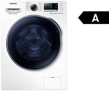 Samsung WD80J6A00AW/EG lavadora Carga frontal Independiente Blanco ...
