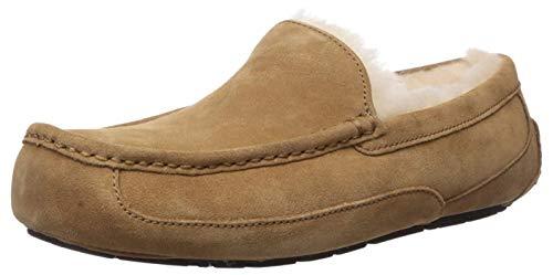 UGG Men's Ascot Slipper, Chestnut, 11 M US (Uggs Men Sale For)