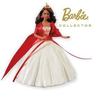 Celebration Barbie (African American) 2010 Hallmark Ornament