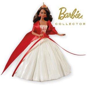 Celebration Barbie 2010 Hallmark Ornament