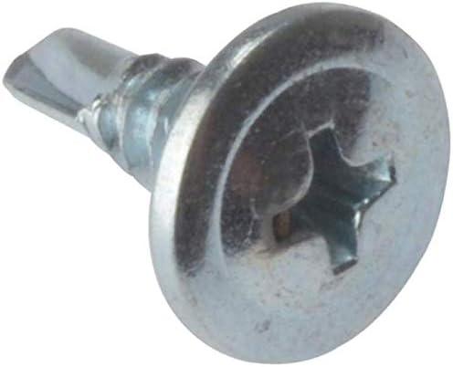 4.2 x 13 mm WAFER HEAD SELF DRILLING DRYWALL SCREWS