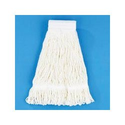 UNS524R - Premium Saddleback Pro Loop Web/Tailband Mop Head 24 oz. Mop Size by Unisan