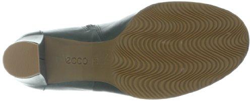 Ecco Womens Pretoria Mid Cut Zip Boot Foresta Profonda