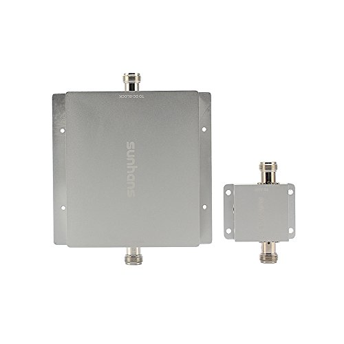 Sunhans Outdoor WiFi Signal Booster 20W 2.4Ghz 43dBm High Po