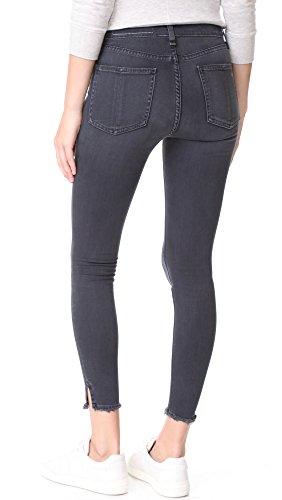 RAG & BONE W1567C933BLF Pantalones Vaqueros Mujer Gris Oscuro