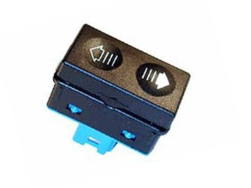 - BMW e36 (93-96) CONVERTIBLES Central Window Switch GENUINE new
