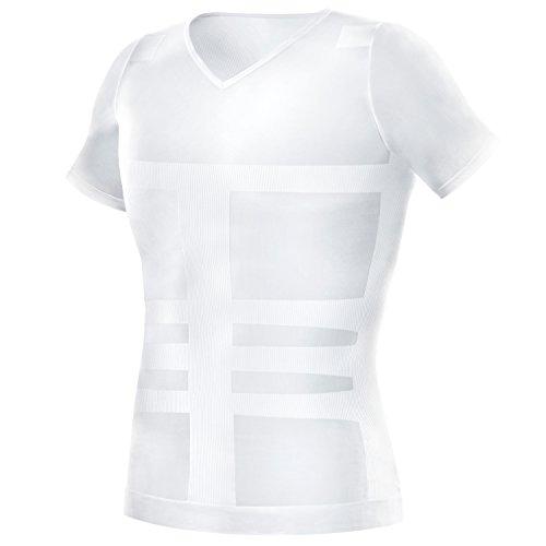 La-VIE(라브) 가압 이너 셔츠 쿨 드라이 가압 셔츠 M사이즈 컬러 화이트 3B-3756