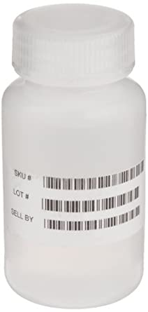 Oakton WD-35803-84 125ml Reference Fill Solution for Double-Junction Refillable pH Electrodes KCl with Glycerol