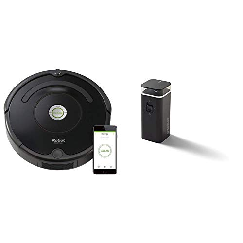 iRobot Roomba 690 Robot Vacuum-Wi-Fi Connectivity, Works with Alexa, Good for Pet Hair,...