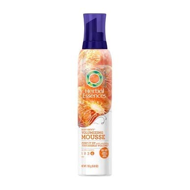 - Clairol Herbal Essences Body Envy Volumizing Mousse - 6.8 oz, Pack of 4