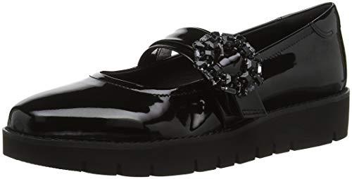 Geox A Blenda Black C9999 Ballerine Donna Nero D ZZrvwqAF