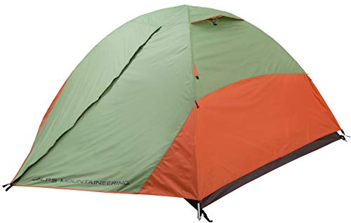 ALPS Mountaineering Taurus 4-Person Tent FG, Sage/Rust (Best 4 Person Tent For The Money)