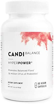 HyperPower Candida Cleanse Extra Strength