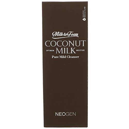 Neogen Milk to Foam Coconut Milk Pure Mild Cleanser 9 9 fl oz 300 ml