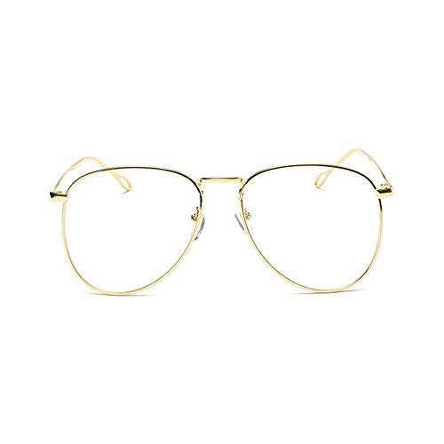 élégant nouveau personnalisé des lunettes de soleil mesdames les lunettes de soleil les lunettes de marée star hommes visage rond korean les yeuxblack box powder film (tissu) 2AV9P