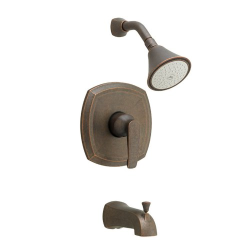 American Standard Fixed Oil Rubbed Bronze Faucet Fixed