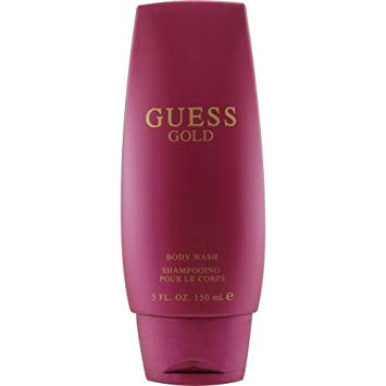 Guess Gold by Guess for Women. Body Wash 5-Ounce