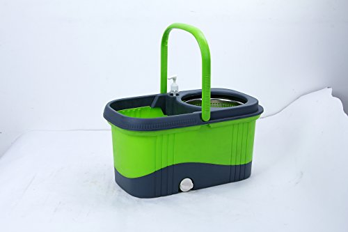 Spin Mop Bucket System By Heritage Home Products