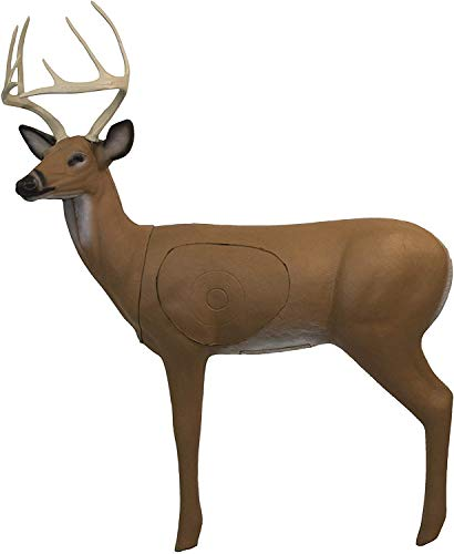 BIGSHOT Pro Hunter Buck Deer Target- for Compound, Crossbow, Youth Bow and Traditional Bows