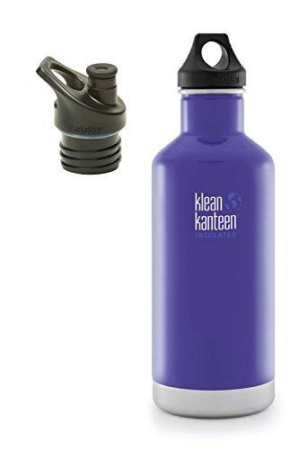 Amazon.com: Klean Kanteen botella térmica 32 onzas, Blooming ...