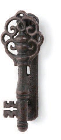Charmant Tom Chambers Cast Iron Key Door Knocker **GREAT GIFT IDEA**