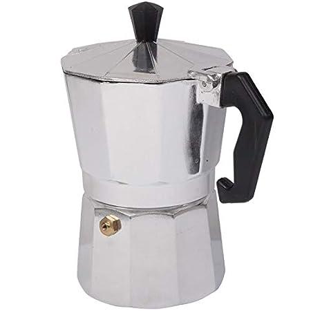 ZZUHH Café Express De Moka Olla De Aluminio Cafetera: Amazon.es: Hogar