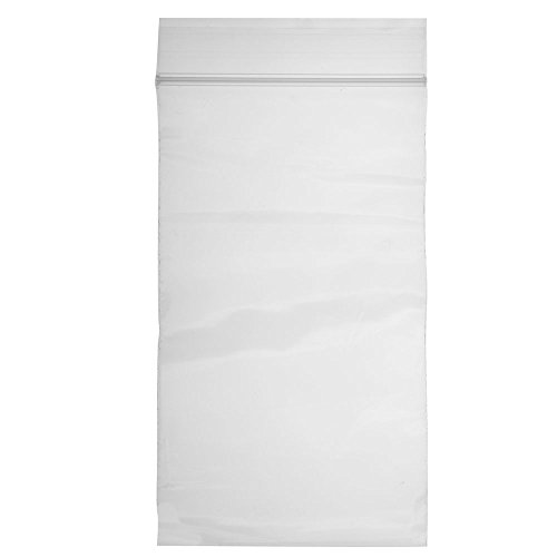 Zippit Heavy Duty Bags, Reclosable with Dispenser Pack 9 x 12 Inches, 1000 Pieces, Clear by Zippit