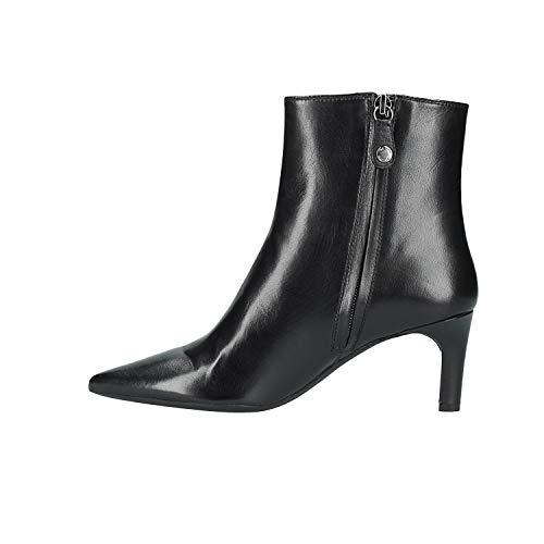 Women's Geox Black Ankle C9999 Bibbiana Black B D Boots 1dawqdAx