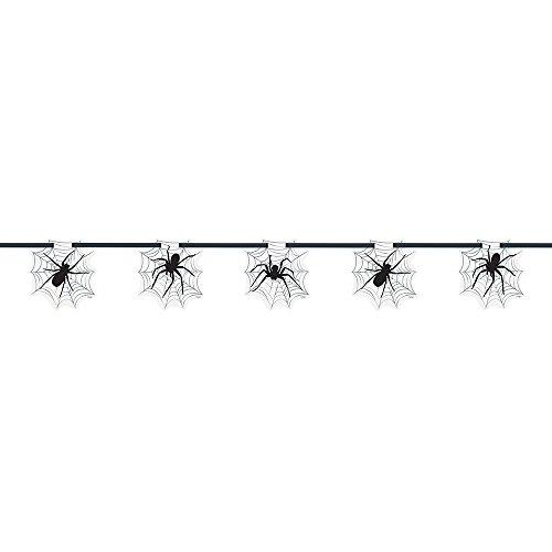 (7ft Paper Cutout Spider Web Halloween)